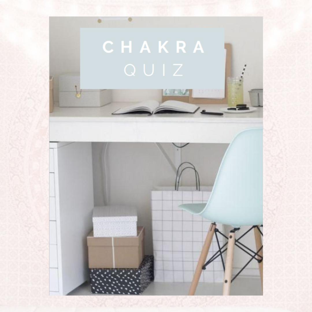 Take the Chakra Quiz -