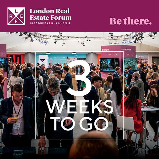 "Three weeks to go! Over 60 panel discussions, project presentations and round tables are supported by networking receptions, schools and Next Gen programmes and a carefully curated ""Future of London"" exhibition by @nlalondon. Register now: https://www.lref.co.uk/register-now . . . . #london #property #development #infrastructure #investment #realestate #architecture #engineering #designinspo #urbandesign #londonist #londoner #instacity #design #instalondon #architects #archdaily #archilovers #architecturelovers #architecturegram #architecturedesign #architettura #instarchitecture"