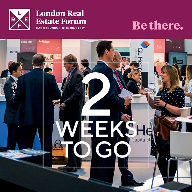 TWO WEEKS TO GO! Register before this Friday to enjoy the standard rates and join over 2,500 delegates representing the most senior tiers from across the London property world. https://www.lref.co.uk/register-now . . . #LREF2019 #london #property #development #infrastructure #investment #realestate #architecture #engineering #designinspo #urbandesign #londonist #londoner #instacity #design #instalondon #architects #archdaily #archilovers #architecturelovers #architecturegram #architecturedesign #architettura #instarchitecture