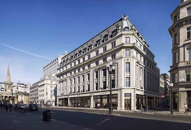 Morley House is @TheCrownEstate's new mixed retail and residential development located on Regent Street. The redevelopment of this Grade II listed block will create 44 residential flats and 11,000 sq ft of retail space https://bit.ly/2Yj7xfV . . . . #London #retail #residential #property #development #infrastructure #investment #realestate #architecture #engineering #designinspo #urbandesign #londonist #londoner #instacity #design #instalondon #architects #archdaily #archilovers