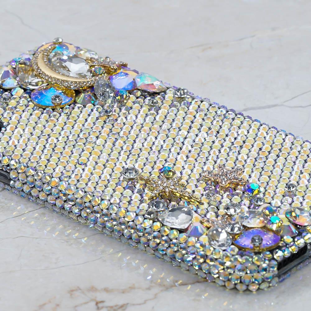 PoshLifeBling Crystal Phone Case