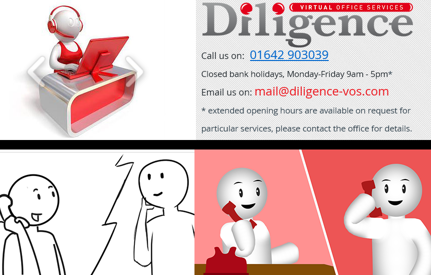 diligence-design-style