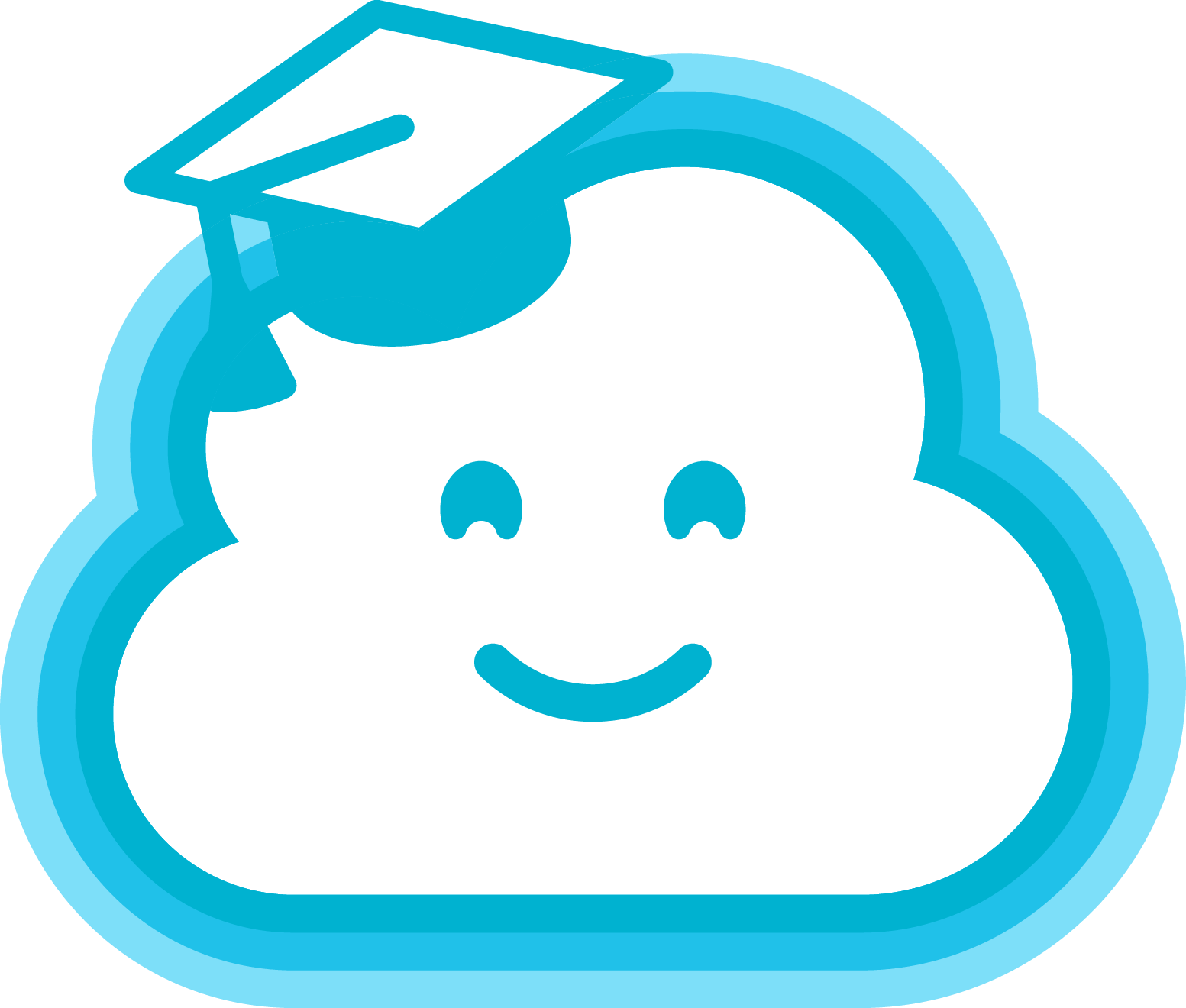 Silver-learning-animation-education-logo