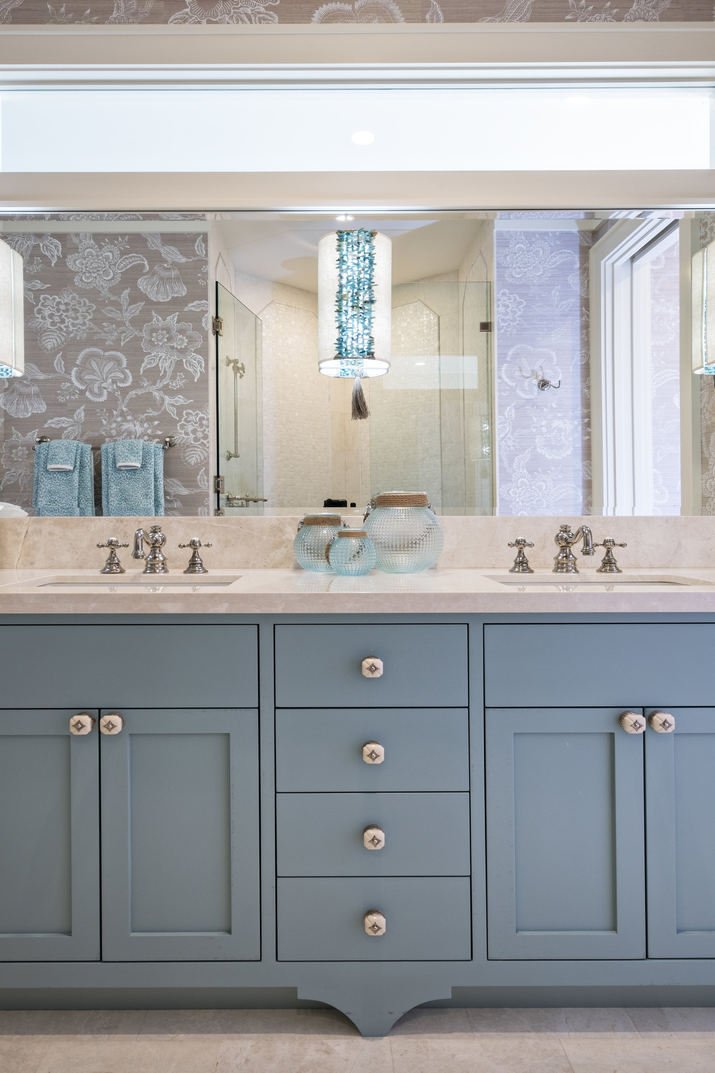 Jonathan's Landing Bathroom Sinks Florida Stephanie Rae Interiors Design