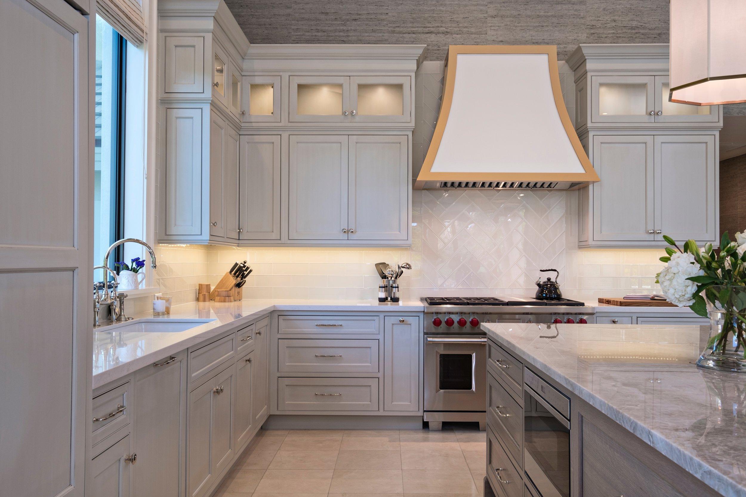 Jupiter Hills Kitchen Florida Stephanie Rae Interiors Design