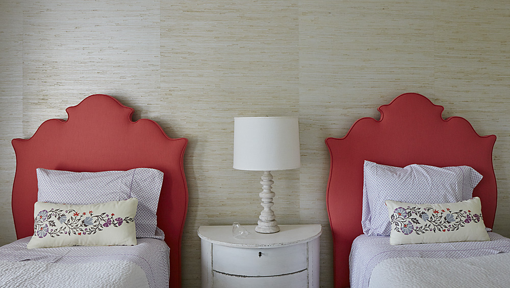 Lost Tree Guest Bedroom Florida Stephanie Rae Interiors Design