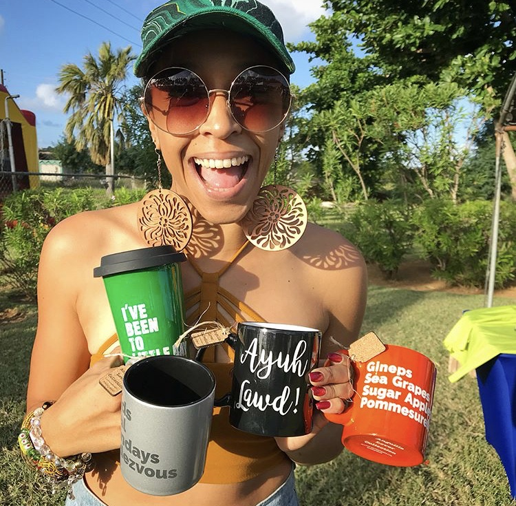 Vanessa Thompson and her must-have merch