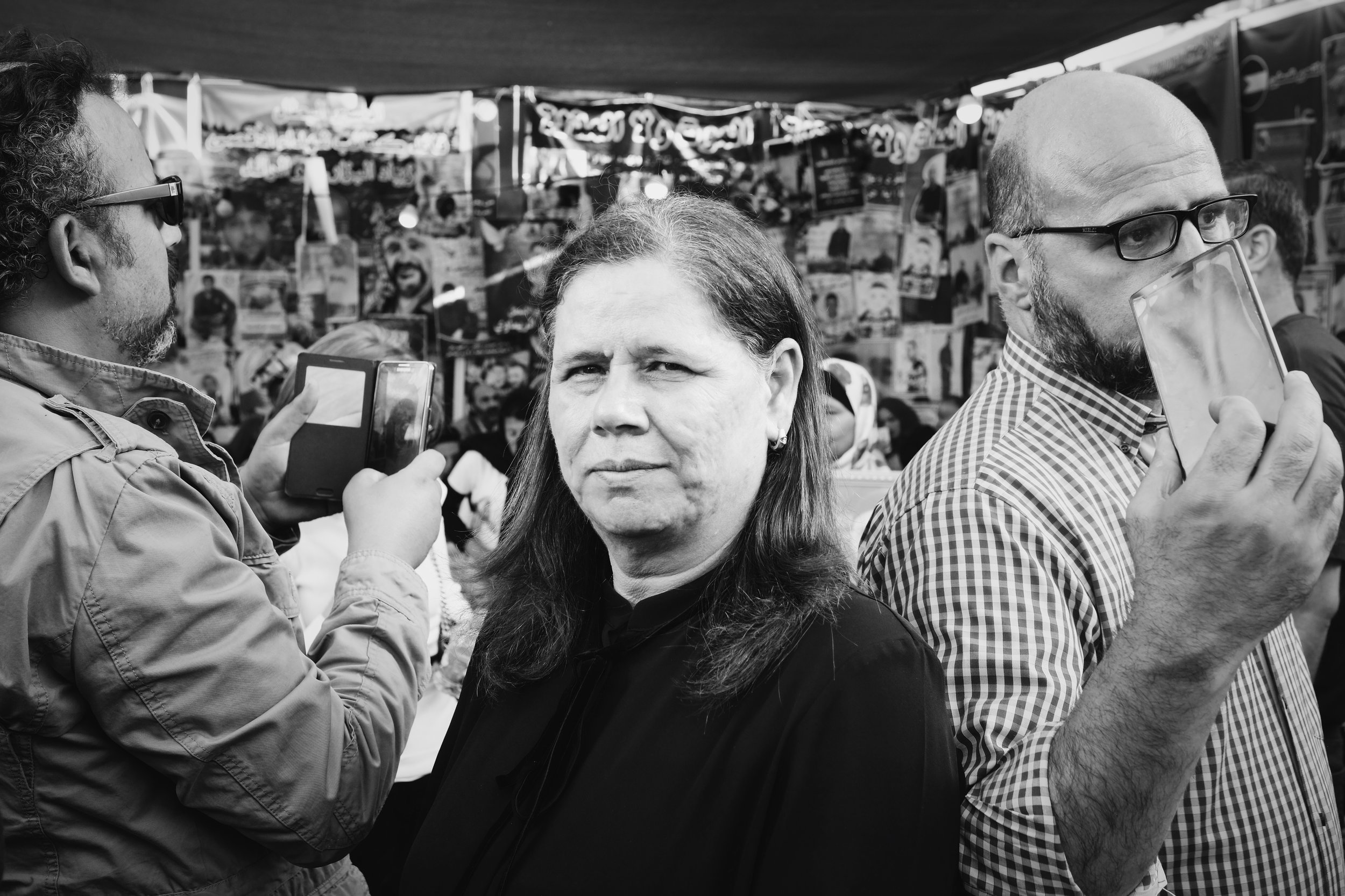 Fadwa Barghouti, the woman behind Palestine's most powerful political leader. Published by Women in the World in association with The New York Times.
