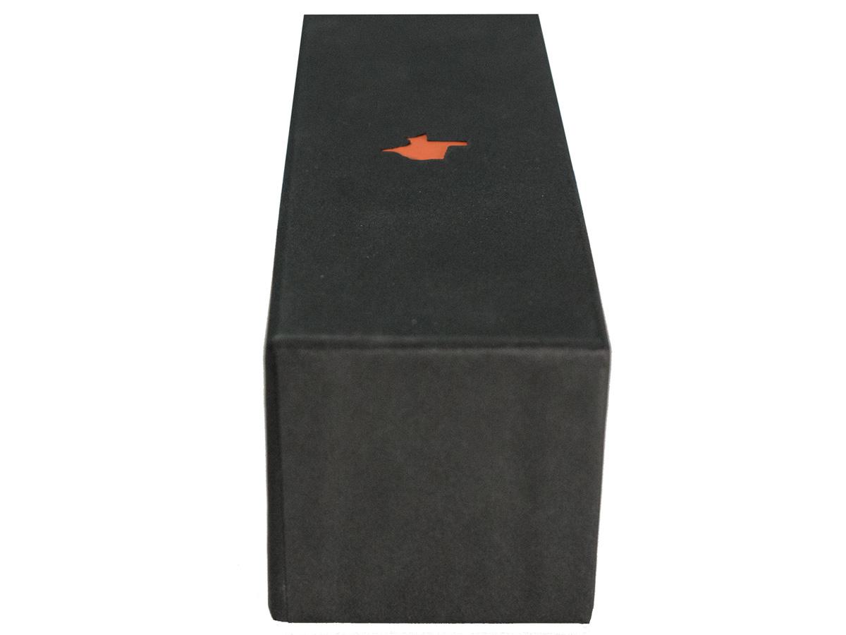 1 oz Silver Bar Box - Side