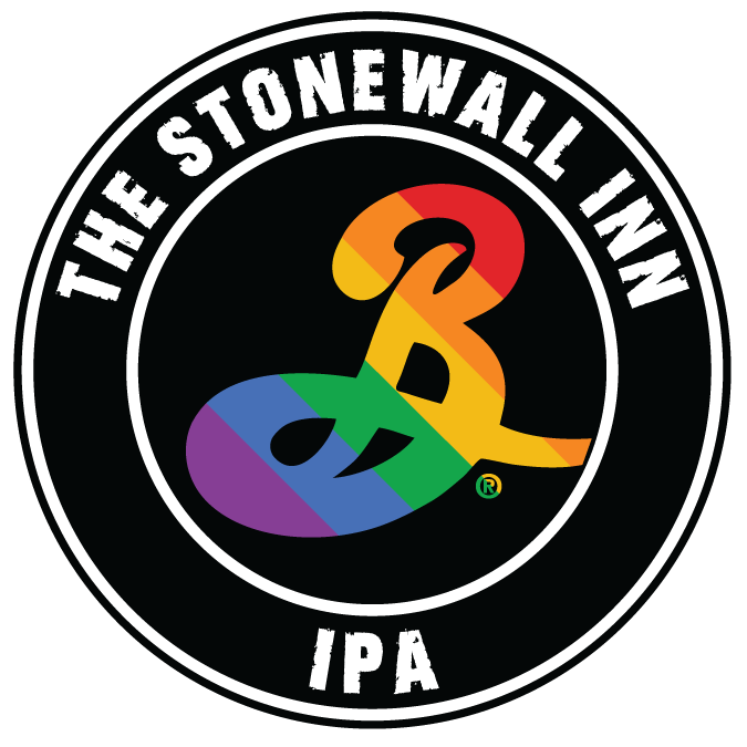 """BROOKLYN BREWERY THE STONEWALL INN IPA - """"Partnered with The Stonewall Inn to brew this beer to celebrate their history and to support the continuing work of The Stonewall Inn Gives Back Initiative."""" READ MORE🌈 PREMIERING JUNE 8 AT TROUPE429 ✅"""