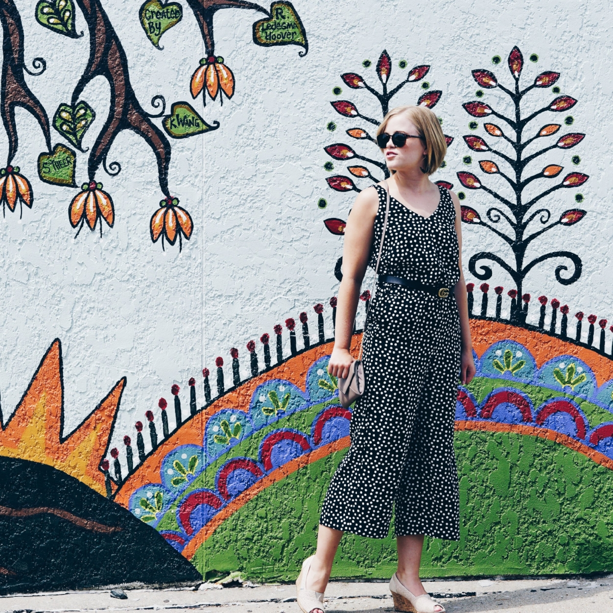 with-the-specs   affordable-style-blog   polka-dot-jumpsuit-1