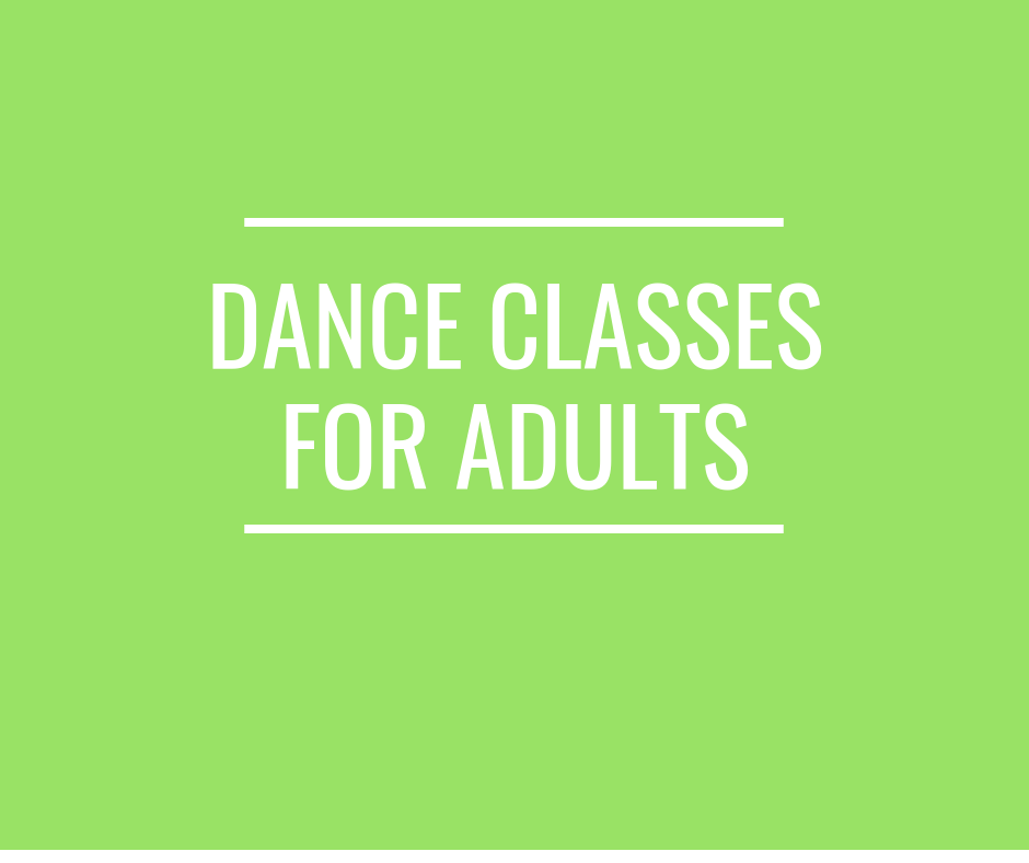 Click to find out more about classes for Adults.