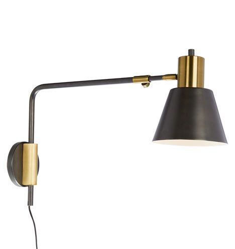 Rejuvenation Cylinder Task Light | $159