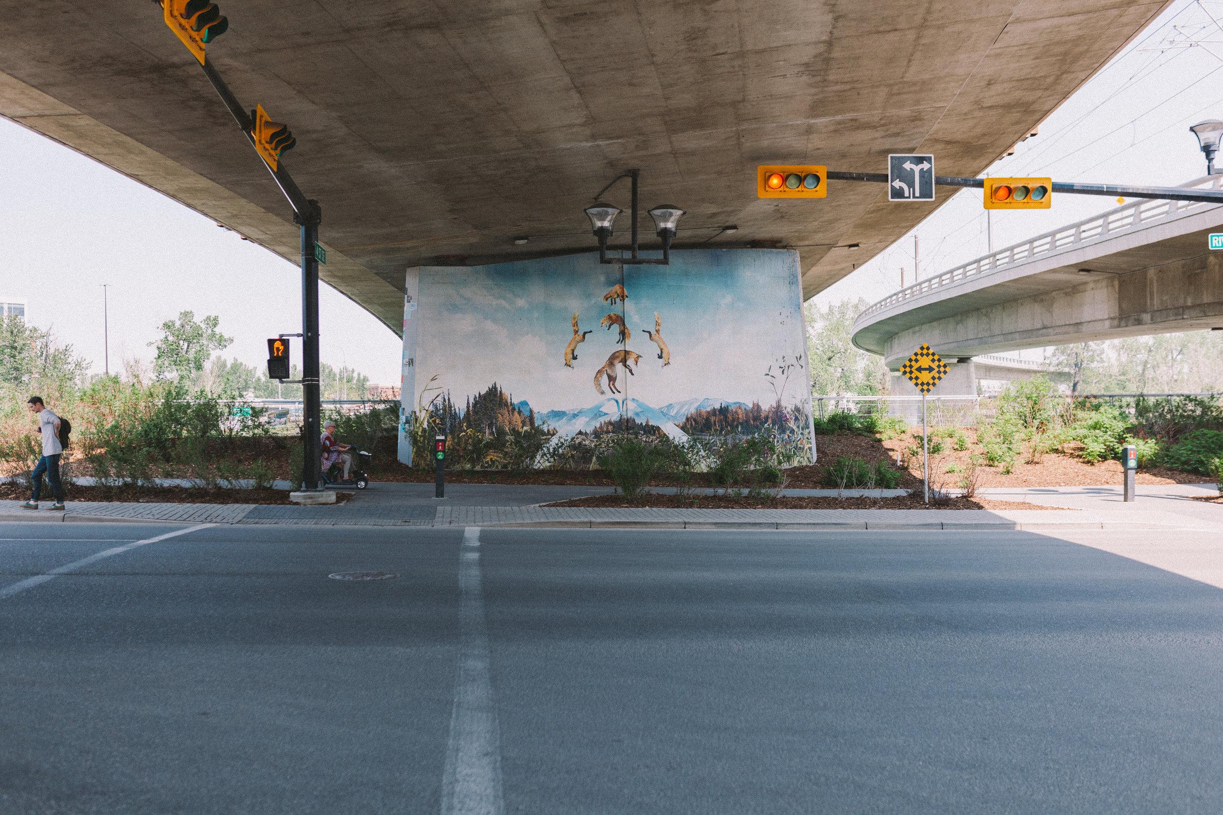 East Village Murals