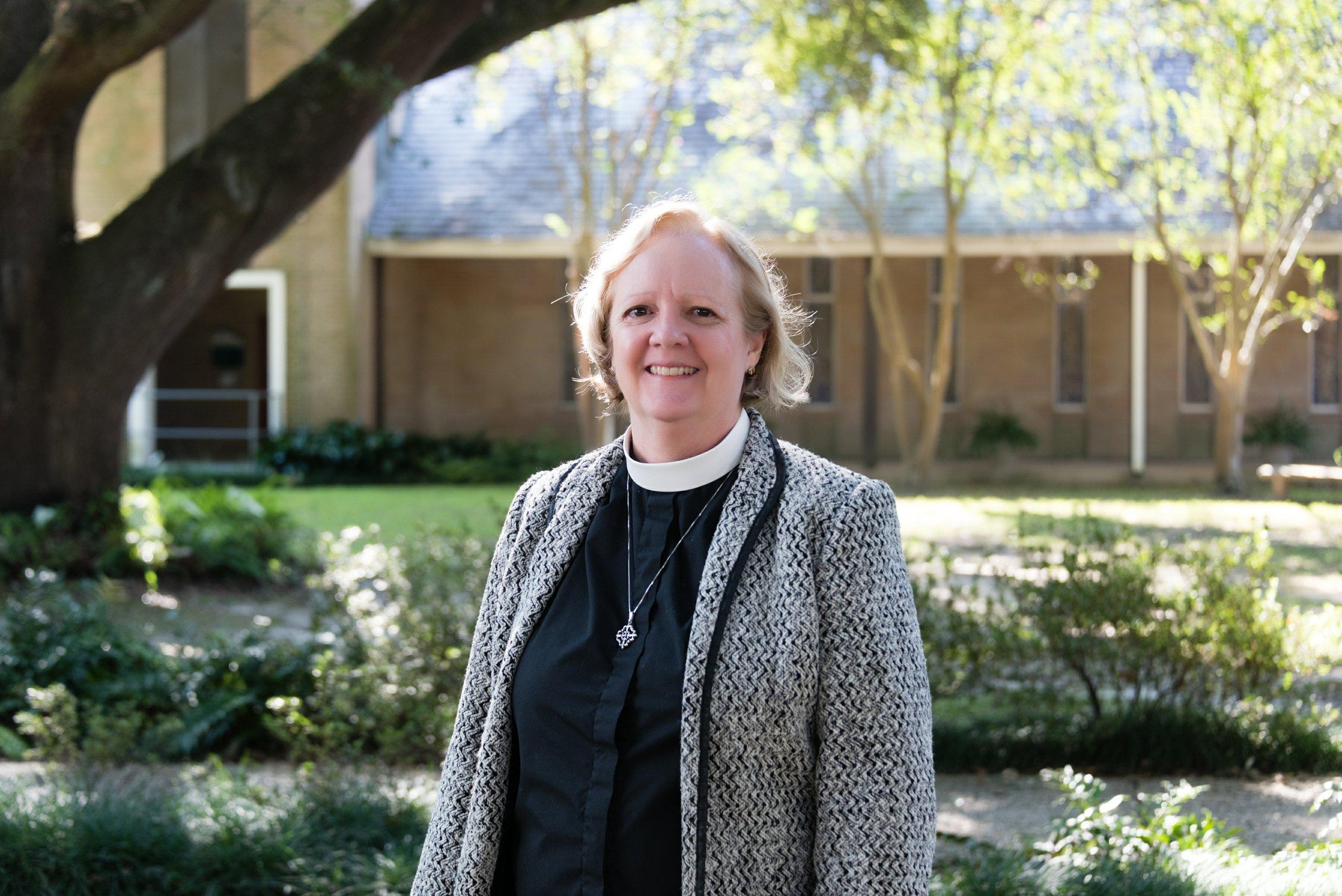 Reverend Sharon Alexander