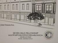 Seven Hills Fellowship Renovation Plan