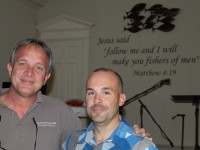 Ron and Jason Roberts