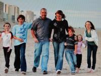 Jason Roberts and Family