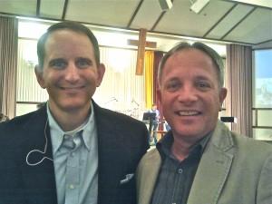 Ron Tobias and Chris Hodge