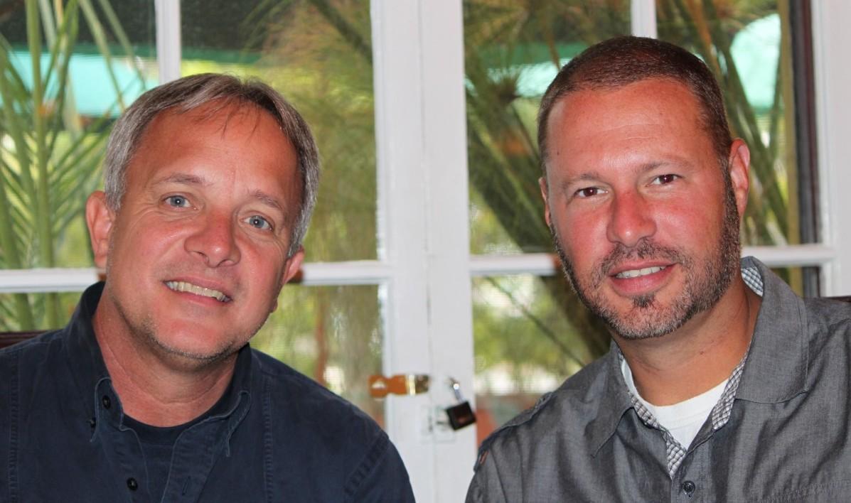 Shaun Garman and Ron Tobias