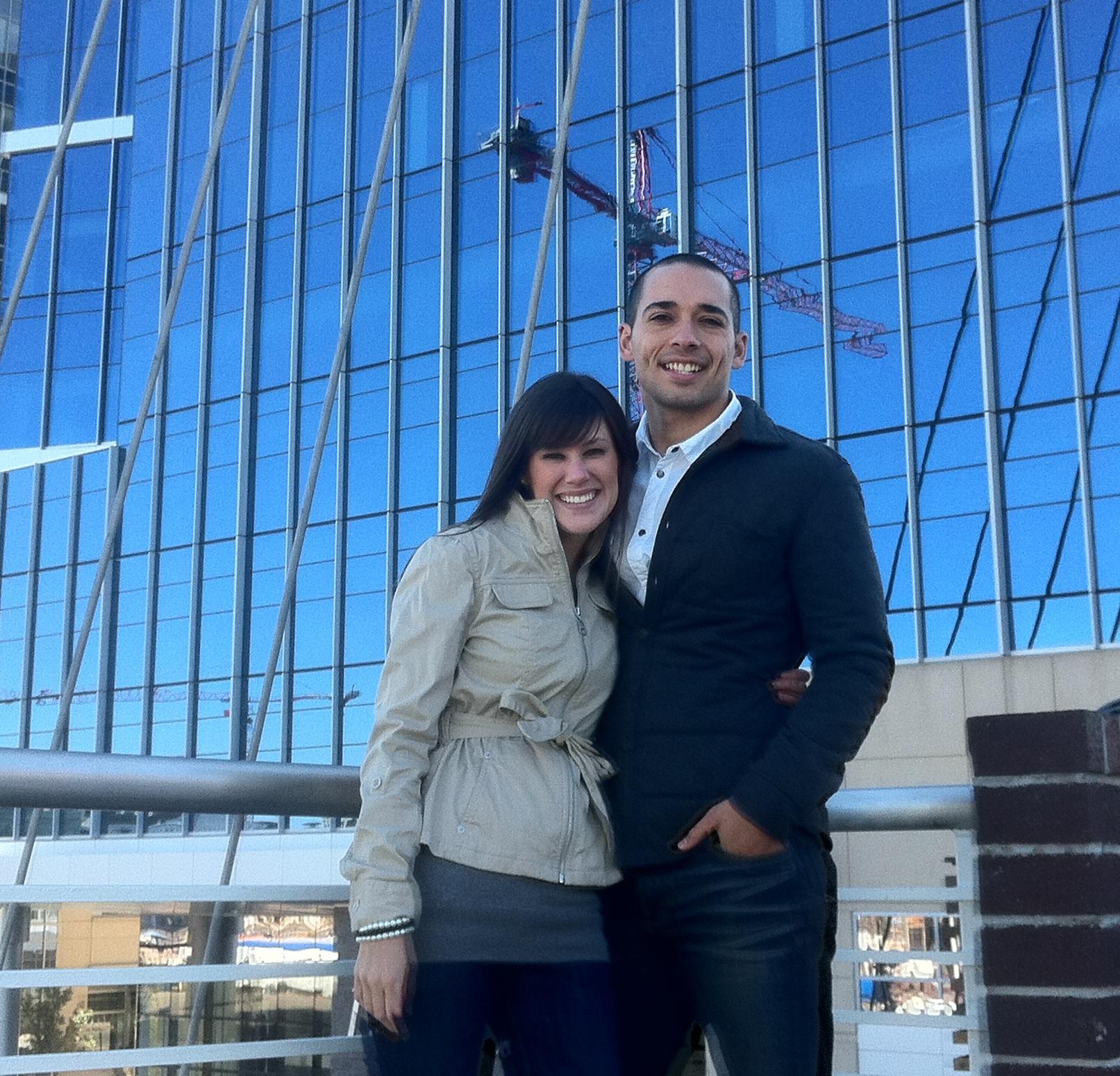 caleb davis and sara denver profile