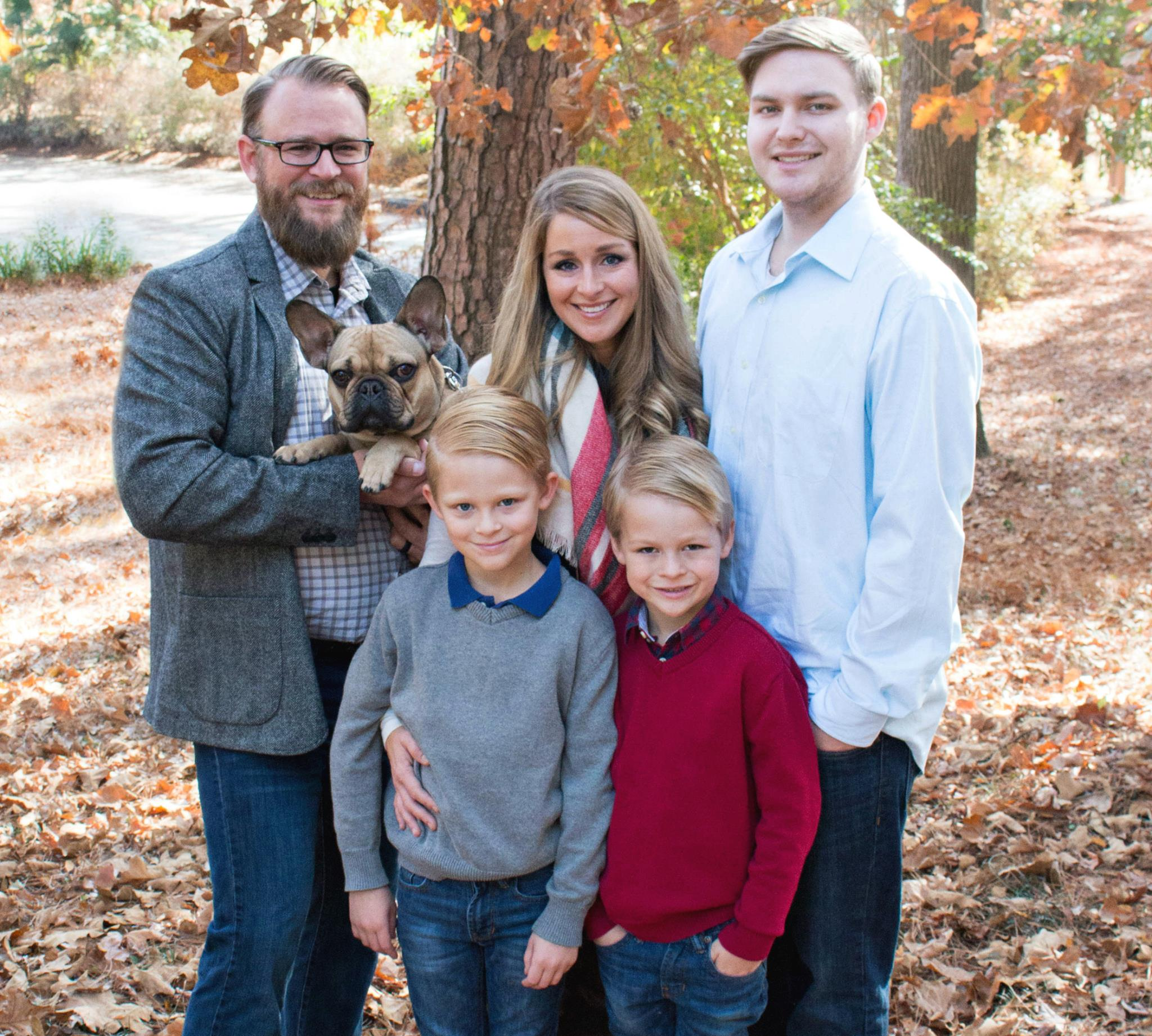 The Jeffares Family