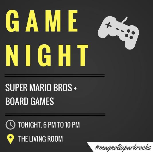Game Night Past Event Magnolia Park Georgia, Off Campus Student Living Apartments, Miledgeville, GA.jpg
