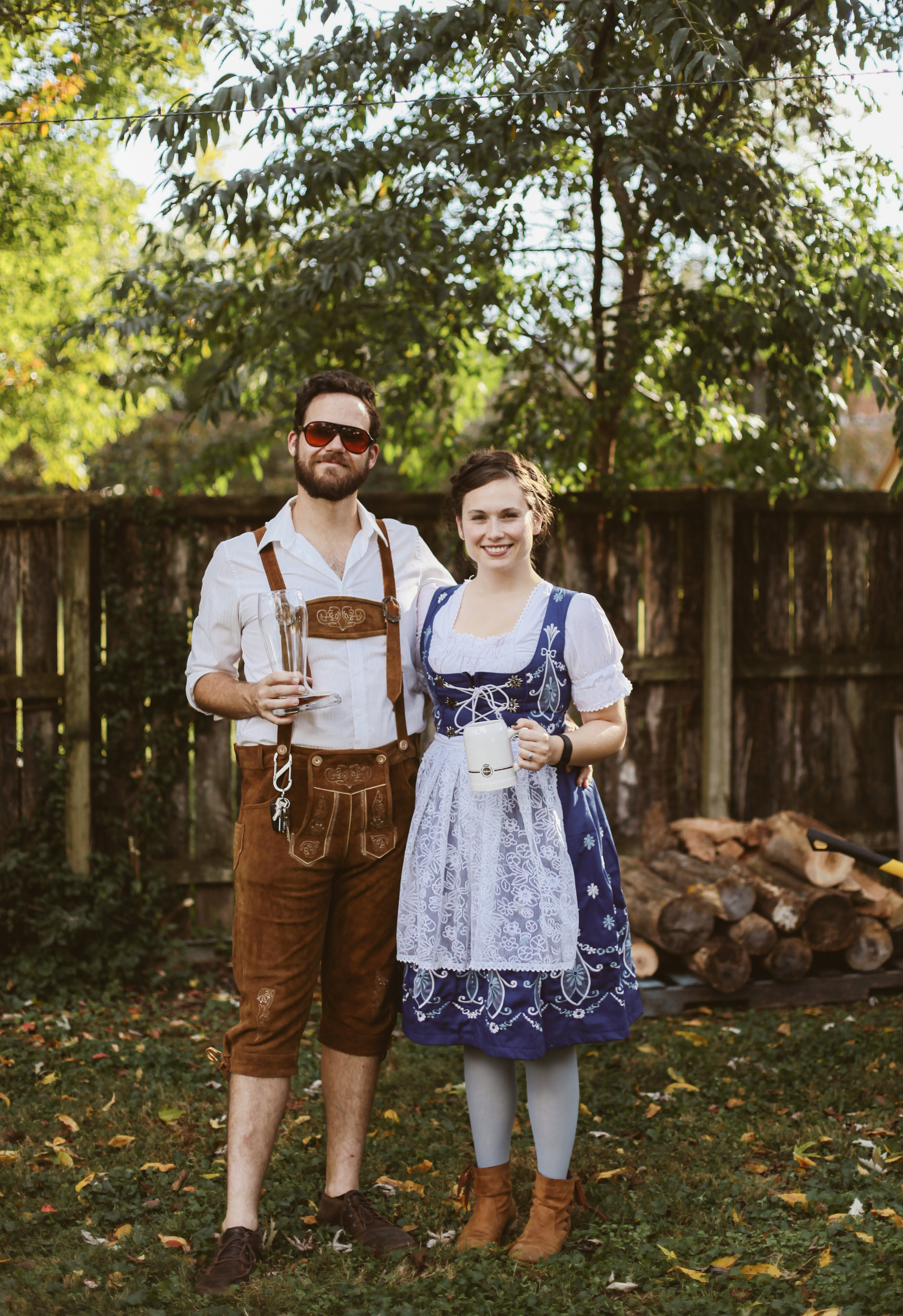 David and Emma Supica - Oktoberfest's Original Co-conspirators