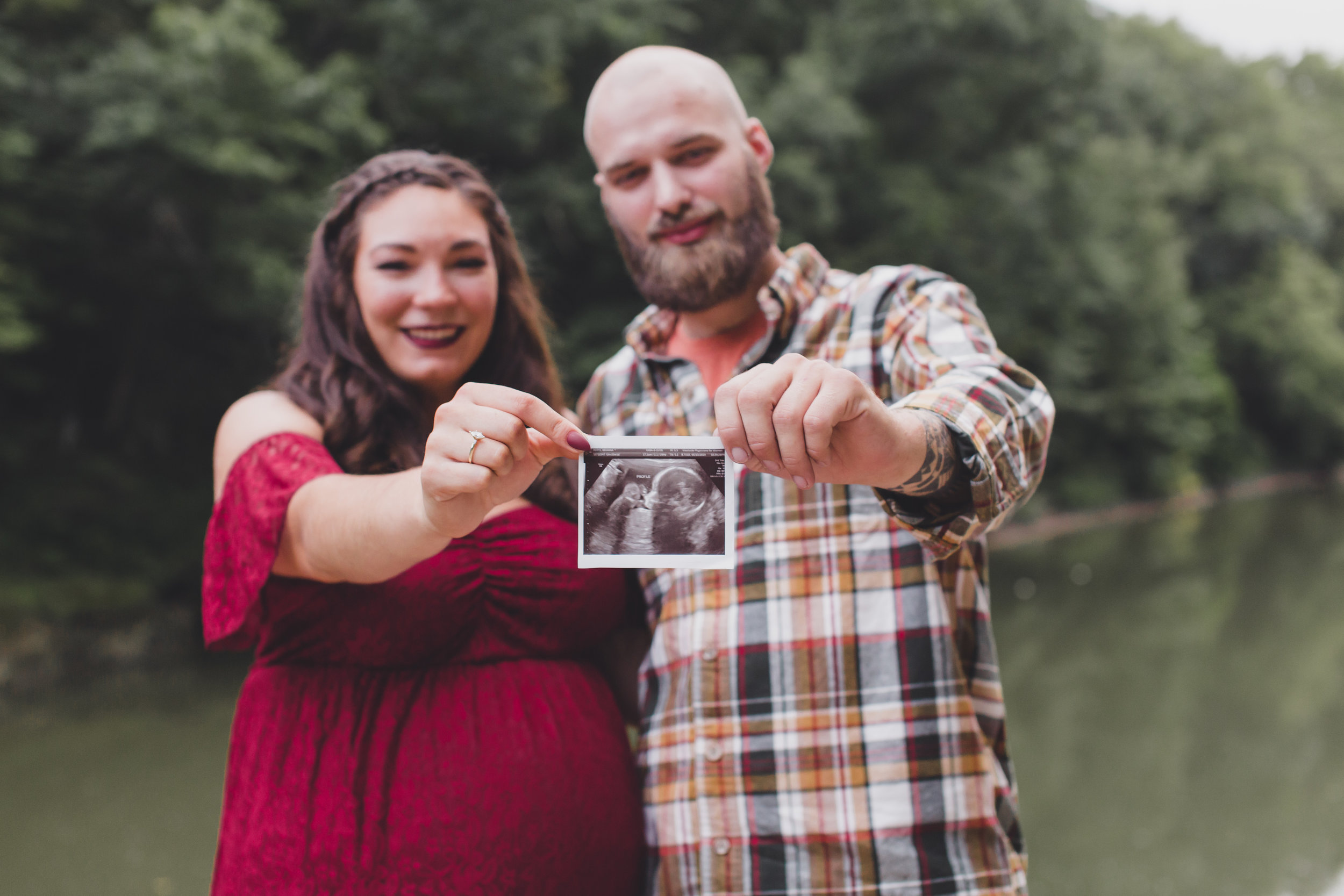 BRIE & JUSTIN - Expecting Photos