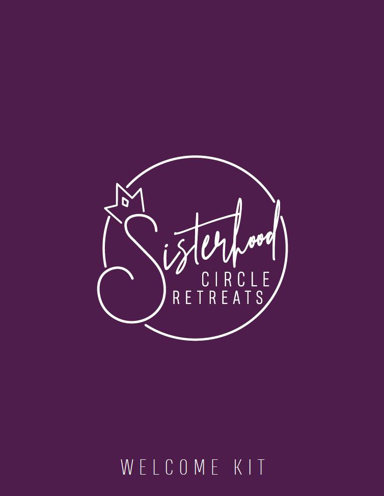 Welcome Kit Sisterhood Circle Retreats