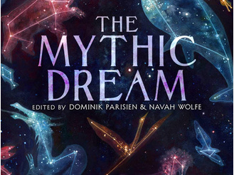 - THE MYTHIC DREAM. Out on September 3rd! Contains me, as well as stories by Amal el-Mohtar, Sarah Gailey, Rebecca Roanhorse, J.Y. Yang, John Chu, Ann Leckie, T. Kingfisher, Carmen Maria Machado … amongst others!