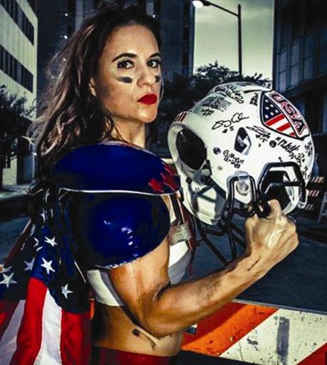 Dr. Jen Welker: 1st Female NFL coach, Advisory Board Member, Pro Football HOF: Game for Life Academy: Motivational Speaker