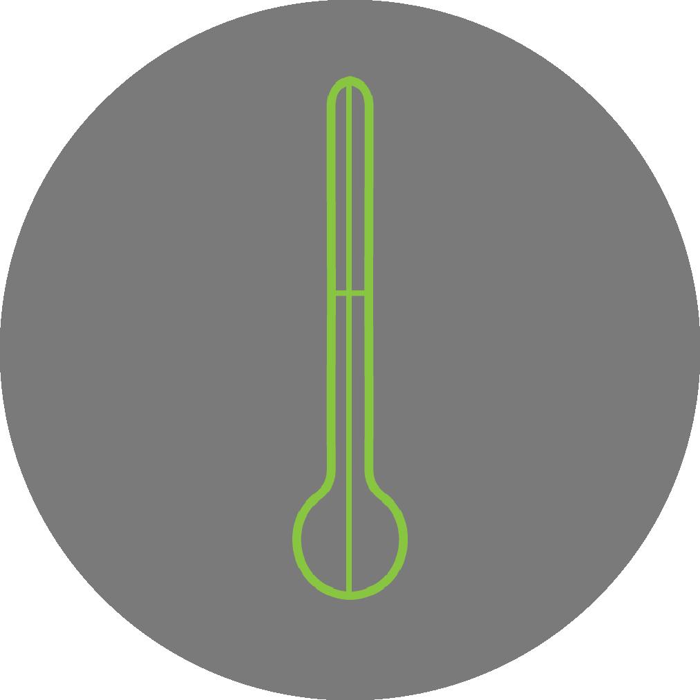aislante térmico - Tiene la capacidad de reducir la temperatura hasta un 8ºC actuando como aislantes térmicos interiores.