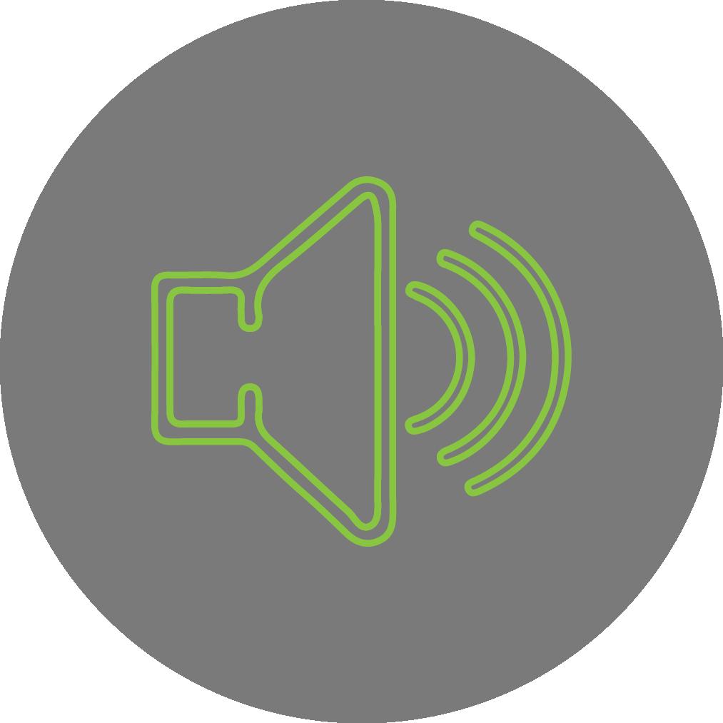 aislante acústico - Actúan como barreras aislantes de ruido. Absorben, reflejan o desvían las ondas sonoras pudiendo reducir de 3 a 8 DB.
