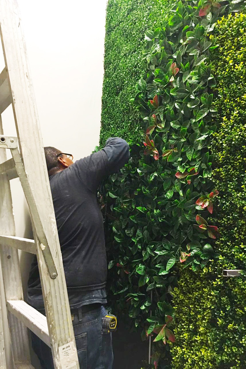 ¿Necesitas materiales para un jardín vertical? - #DOITYOURSELF