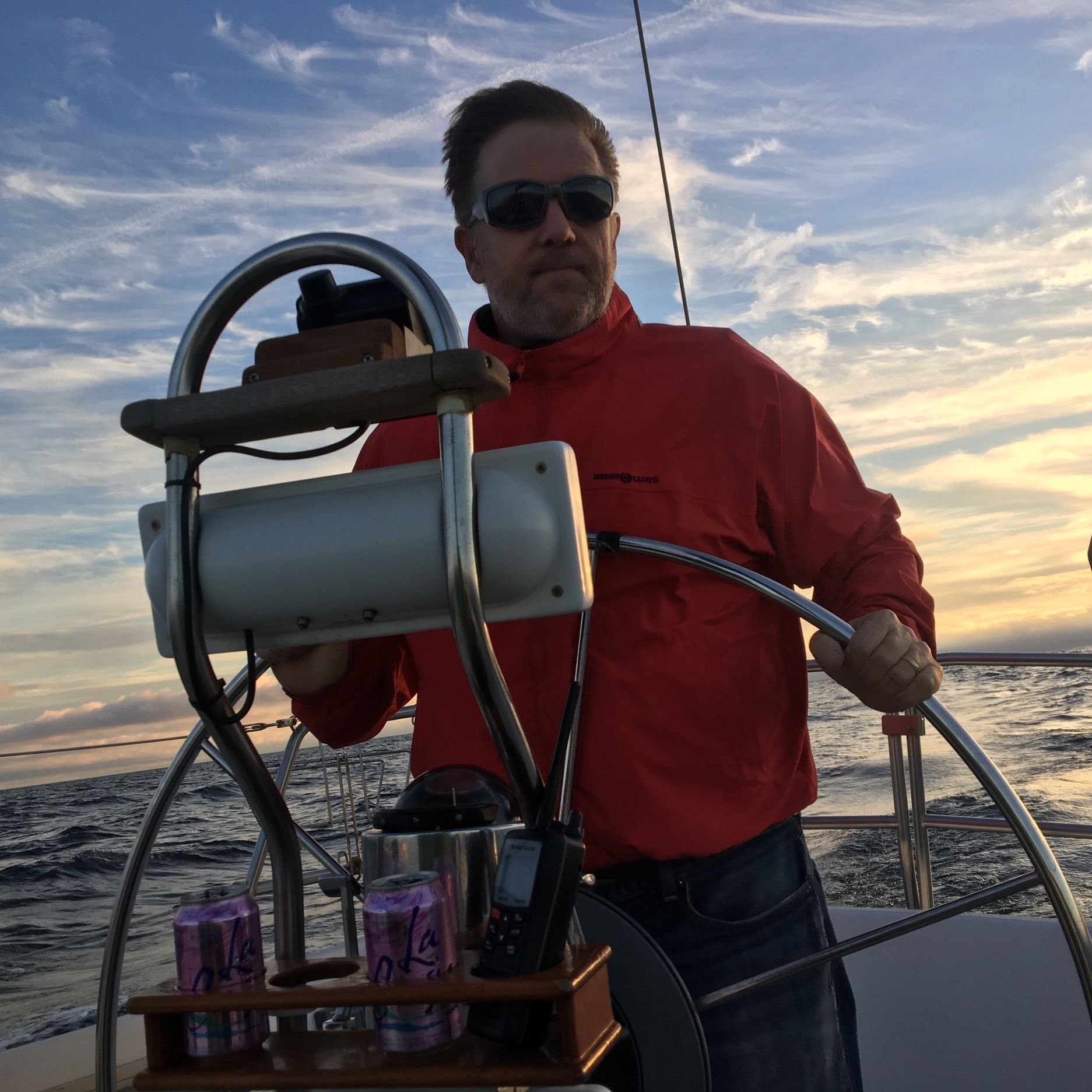 ADAM - Our Skipper is a US Coast Guard licensed Captain with many years of boating experience. Adam oversees our crew's training on the water and maintains RASA to the highest standard.