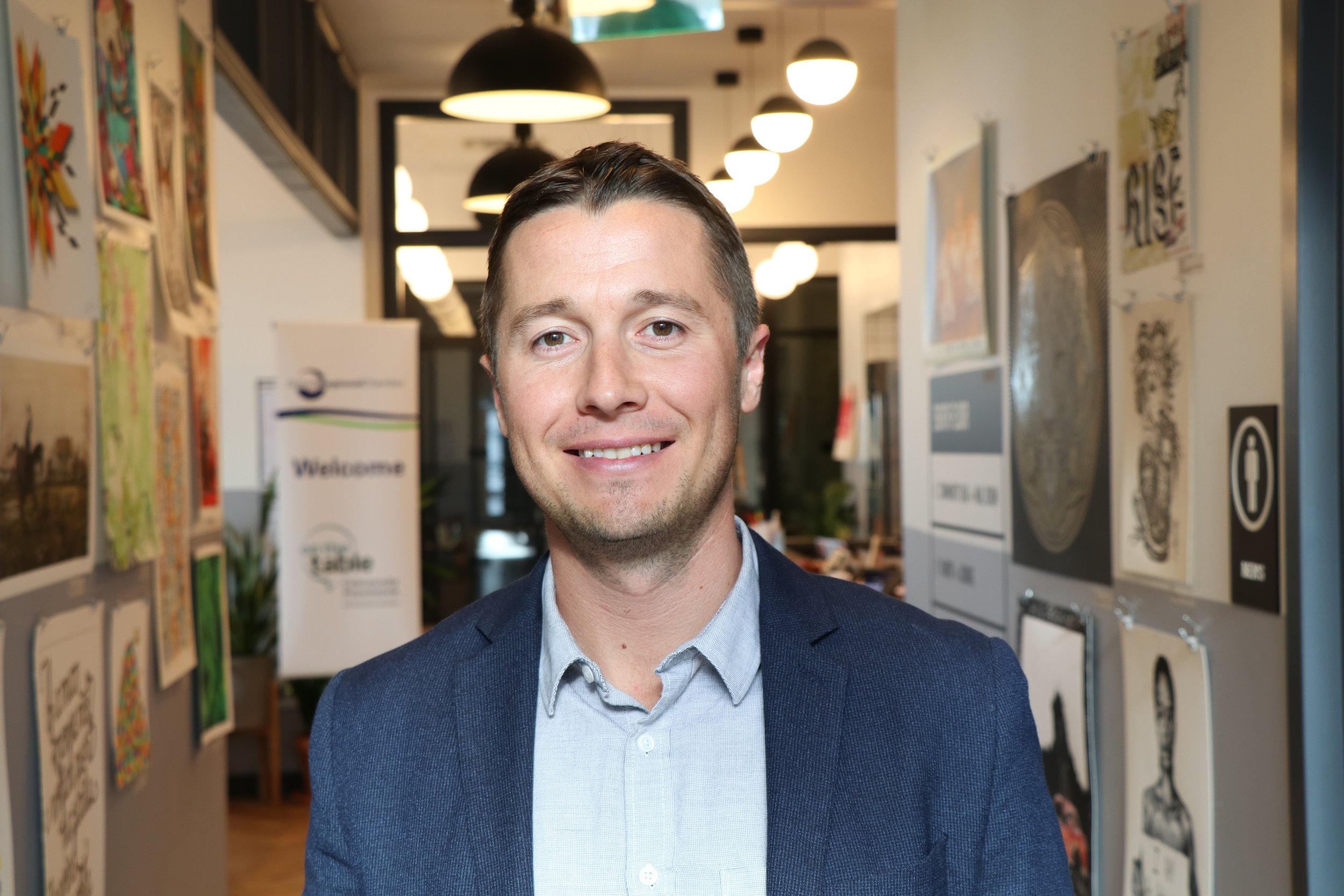 Devon O'Reilly, Manager, Detroit Entrepreneurship and Engagement, Detroit Regional Chamber