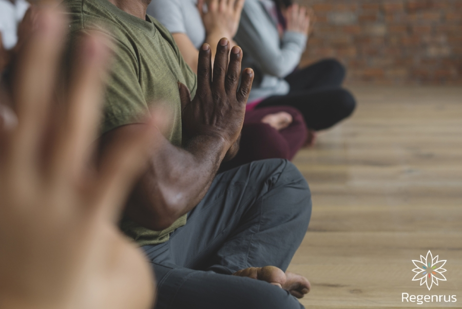 The body's response to deep relaxation can be a decrease in metabolism, a lowering of blood pressure, improved heart rate, breathing and brainwaves