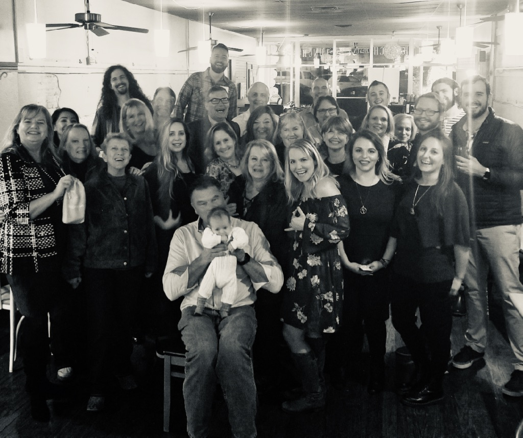 Launch Party Denton, TX, Feb. 2018