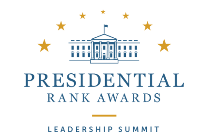 Presidential Rank Awards logo