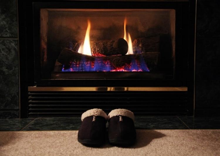 slippers by fire.JPG
