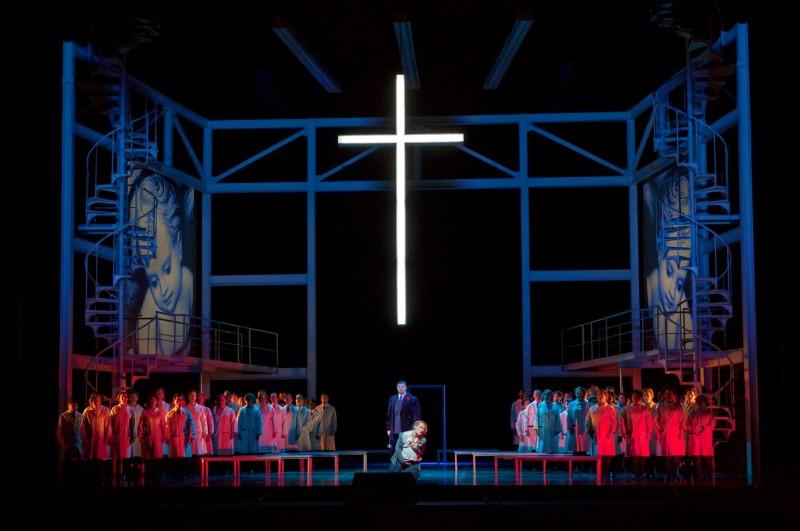 Faust, Metropolitan Opera   Set Designer: Robert Brill