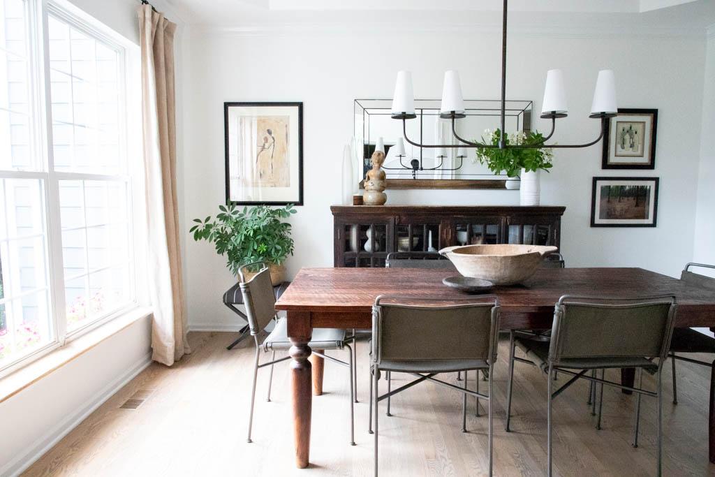 Dinning Room & Entryways