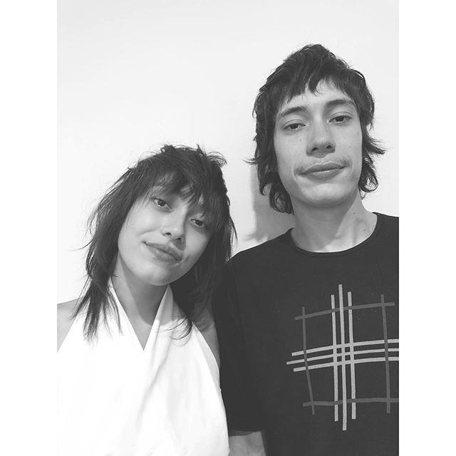 Emilio and Adrian.