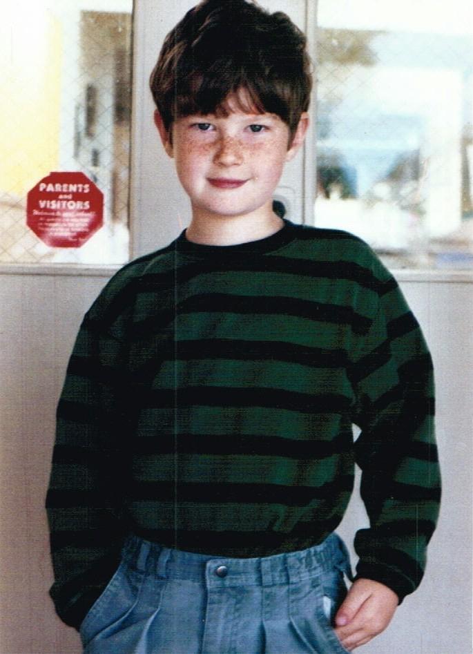 Nicholas, 2nd grade