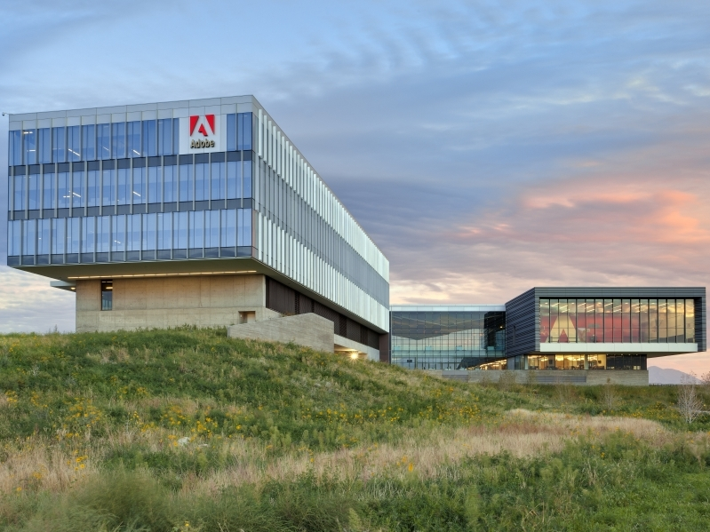 Adobe Utah Campus - Lehi, UT