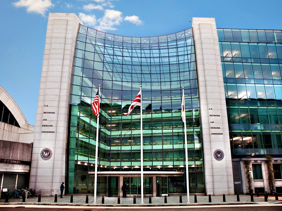 Security and Exchange Commission Headquarters, Washington DC.: First hypar shaped cable-net wall/roof enclosure in the world.
