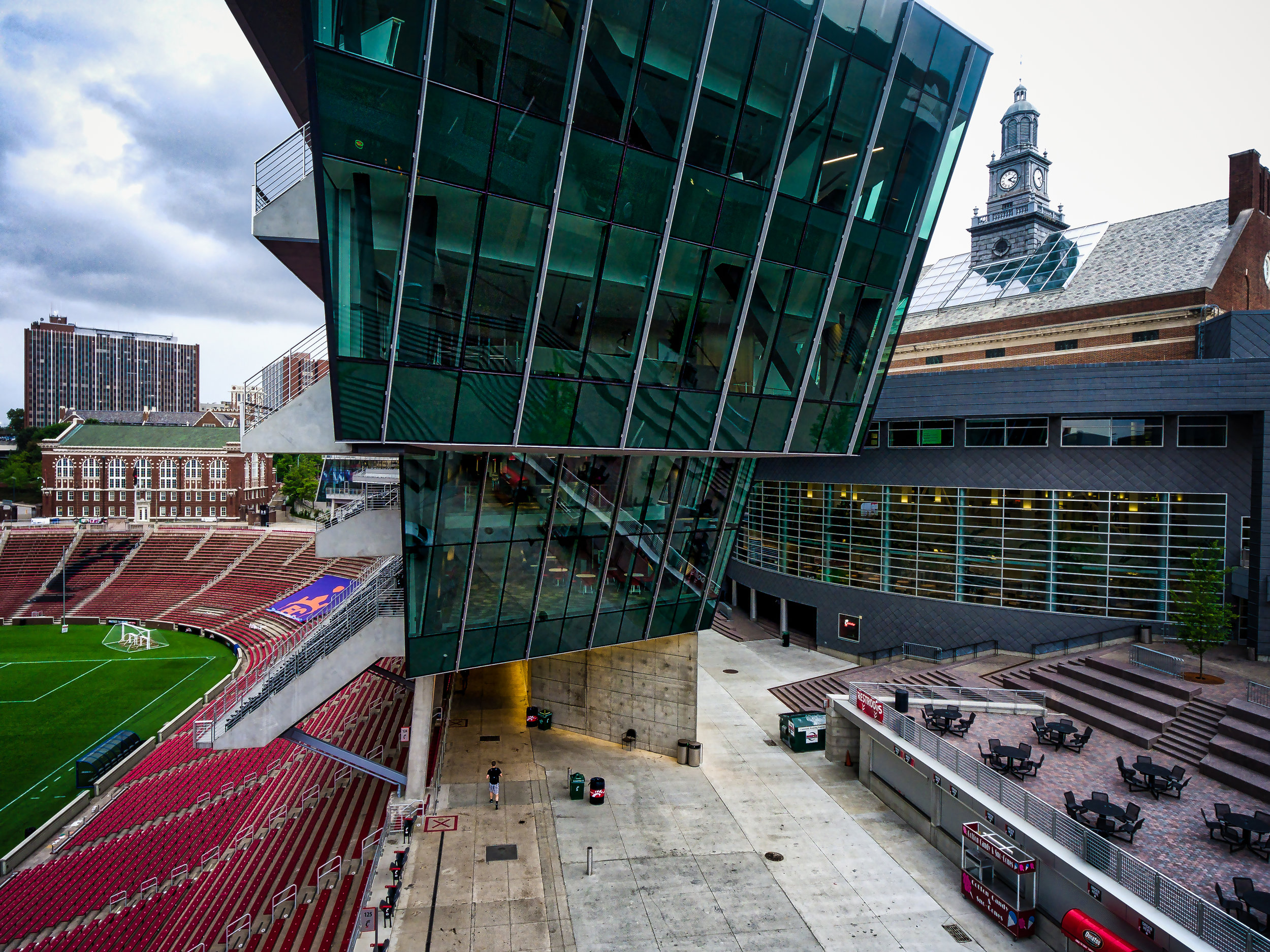 Nippert Stadium at University of Cincinnati