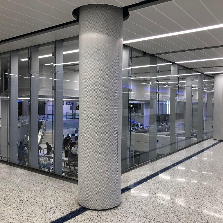 LAX United terminal - LA, CA