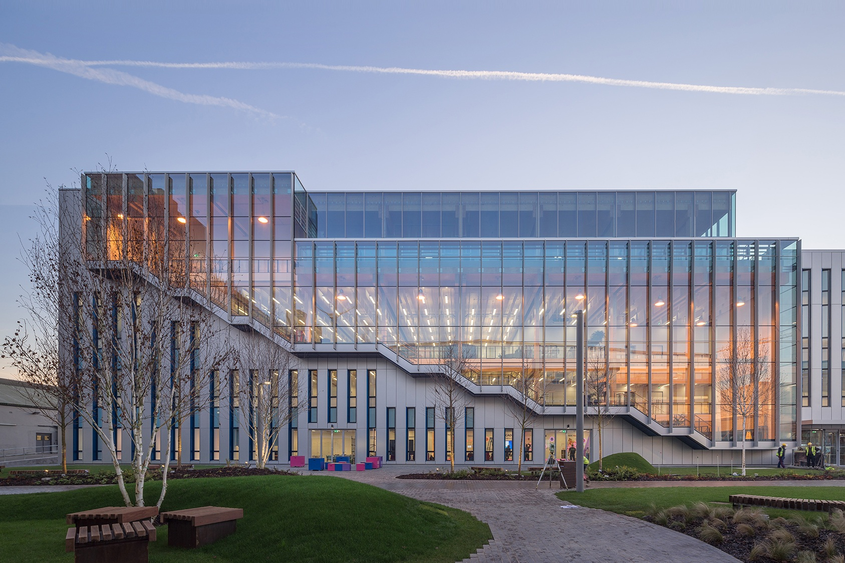 SKY UK HQ - Osterley, UK
